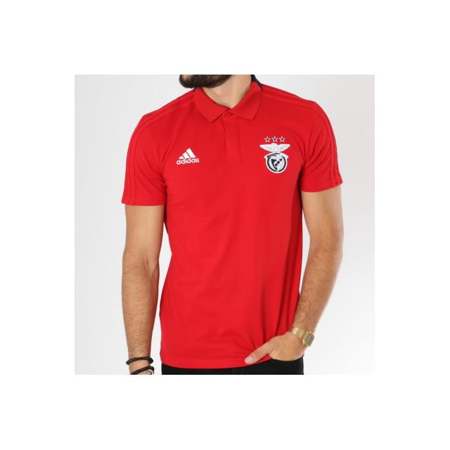 Achat Polo Rouge Pas 201819 Benfica Xxl Cher Adidas Lisbonne xwWHw8