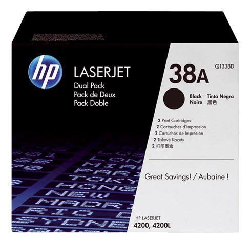 Hp Toner imprimante laser noir 38D - Q1338D