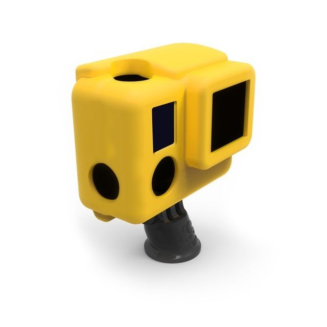 XSORIES - SILICONE Cover HERO3+ Jaune
