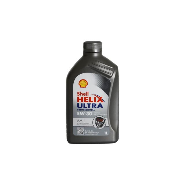shell huile moteur helix ultra professional am l 5w30 bidon de 1 l achat vente huiles. Black Bedroom Furniture Sets. Home Design Ideas
