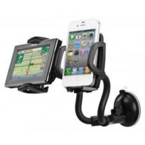 Coquediscount - Double Support universel fixation ventouse Capdase Car Mount Racer Duo Hr00-CB01