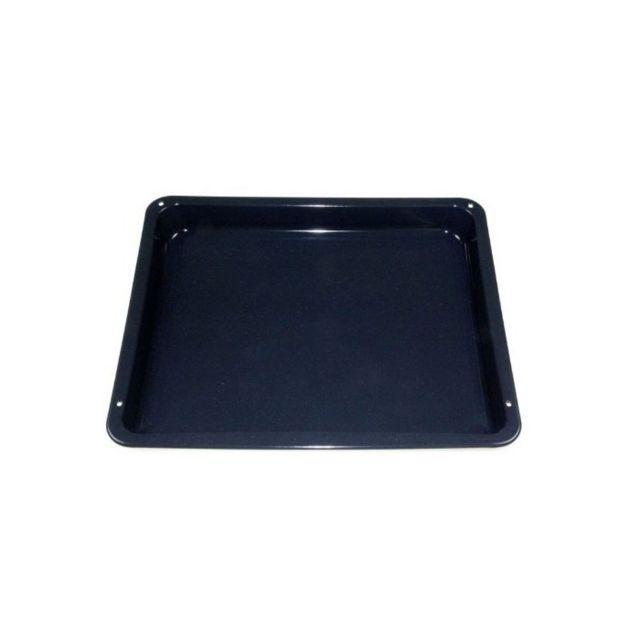 Electrolux Lèche frite gris/bleu 36x42,5x4 cm pour four aeg zanussi