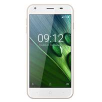"ACER - Smartphone 4G-LTE Dual SIM - MediaTek MT6737 Quad-Core 1.3 GHz - RAM 1 Go - Ecran tactile 5"" 720 x 1280 - 8 Go - Bluetooth 4.0 - 2000 mAh - Android 6.0"