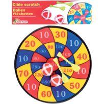Kim Play - Kit cible 30cm