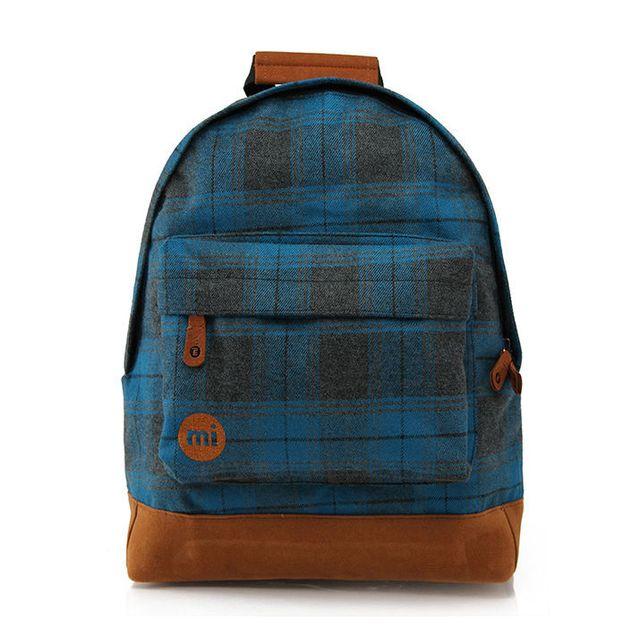 904097a584 Mipac - Sac à dos Premium Backpack 16 Litres Plaid - pas cher Achat ...