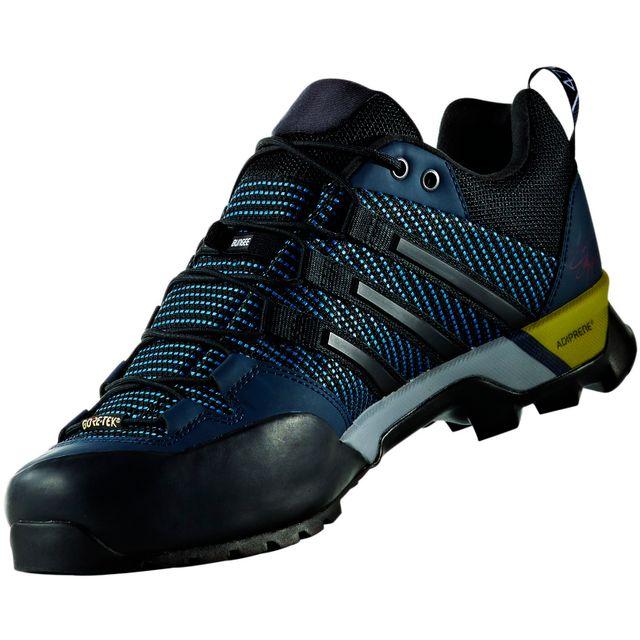 Adidas Terrex Scope Gtx Chaussures bleunoir pas