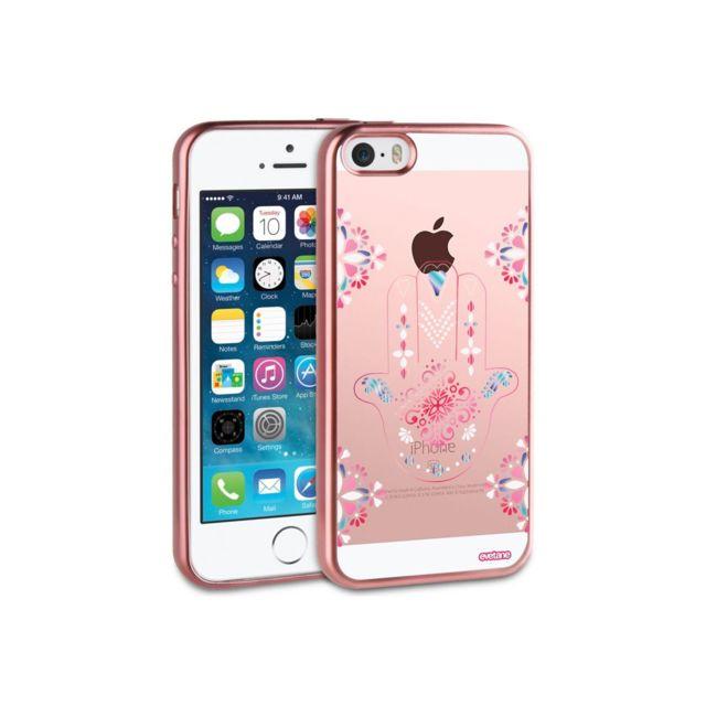 coque iphone 5 rose