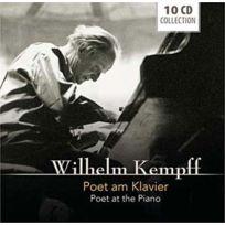 Membran - Wilhelm Kempff - Poète du piano Boitier cristal