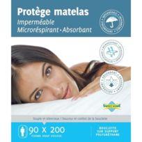 Sweet Home - Protege matelas impermeable Eole 90