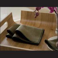 My Drap - Rouleau de 25 serviettes en coton - vert kaki