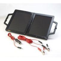 Solartechnology - Panneau photovoltaique pliable 4W pour recharge Batterie