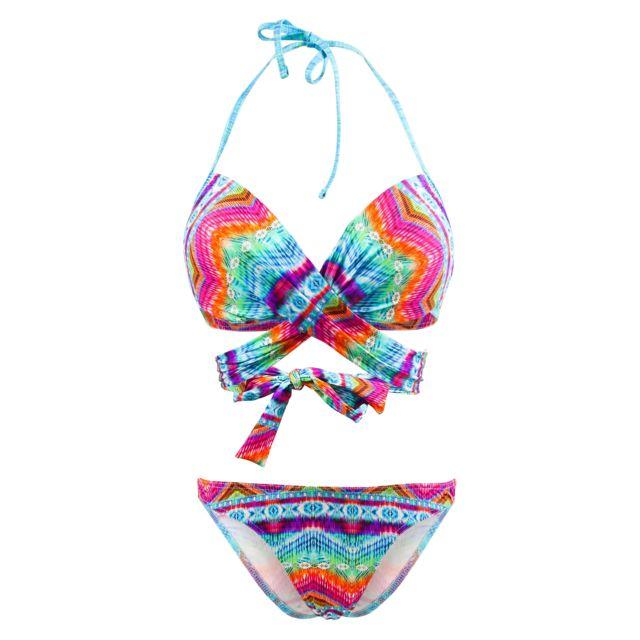 de Playa Wrap Salsa 2 Pièces Angels Balconnet Lolita Maillot bain q07xEw86v