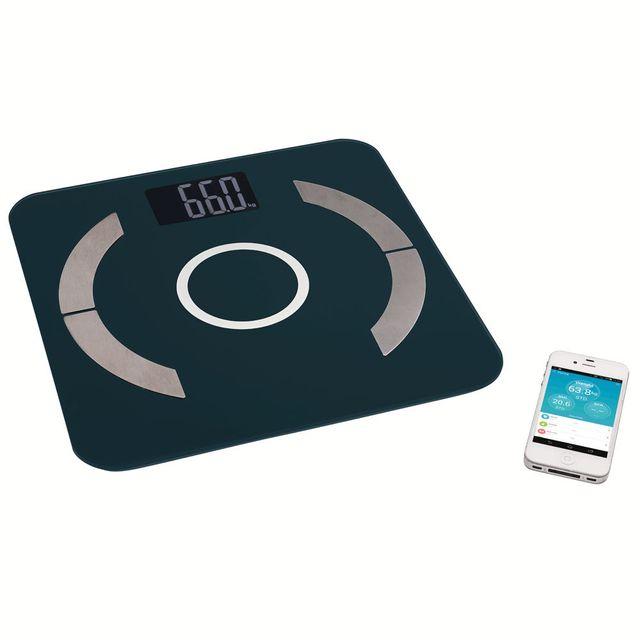 DOMOCLIP Pèse-personne compatible Bluetooth® DOS136