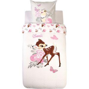 alin a bambi housse de couette enfant et 1 taie d 39 oreiller pas cher achat vente linge de. Black Bedroom Furniture Sets. Home Design Ideas