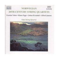 Naxos - Quatuors à cordes norvégiens du Xxe siècle