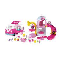 Logitoys - Hello Kitty - La maison Hello Kitty