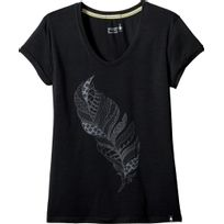 Smartwool - Merino 150 Feather - T-shirt manches courtes - noir