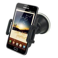 Yonis - Holder smartphone Gps support voiture universel rotatif noir