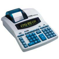 IBico - Calculatrice imprimante thermique 1491X professionnelle