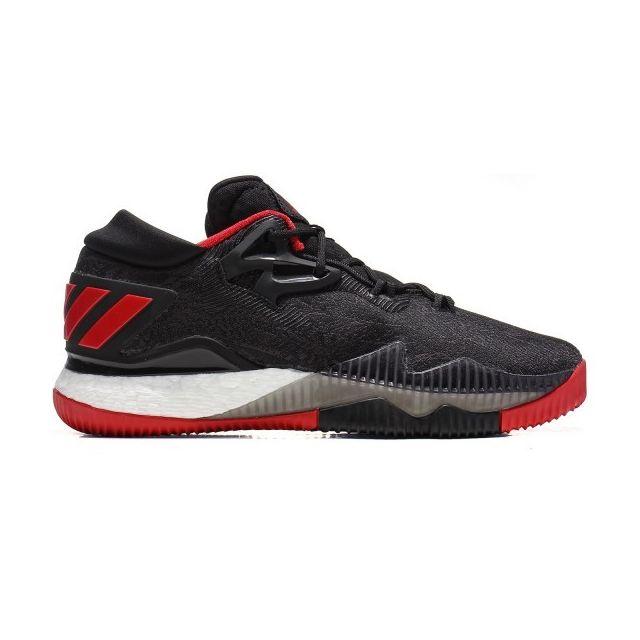 info for 58aa9 65274 Adidas - Chaussure de Basketball Crazy Light Boost 2016 Low Noir Pointure -  40 - pas cher Achat   Vente Chaussures basket - RueDuCommerce