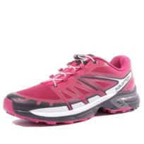 Wings Pro 2 Femme Chaussures Trail Rose Multicouleur 36