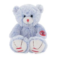 Kaloo - Rouge : Peluche Ours bleu Small