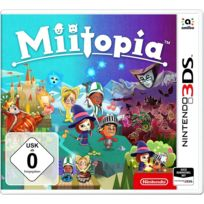 NINTENDO - Miitopia - 3DS