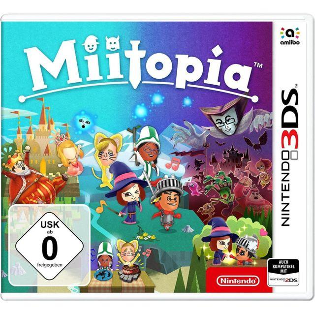NINTENDO Miitopia - 3DS
