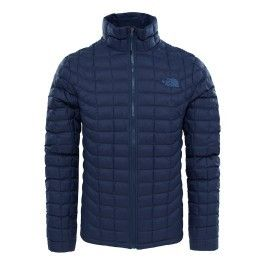 8dbde941ce The north face - Veste ThermoBall Full Zip bleu marine - pas cher Achat /  Vente Coupe-vent, vestes - RueDuCommerce