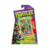 Tactic - Teenage Mutant Ninja Turtles - Cartes De Puissance Et La Figure - RaphaËL