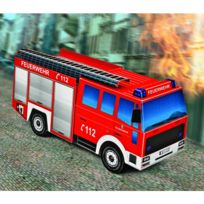 Aue Verlag - Maquette en carton : Camion de pompiers