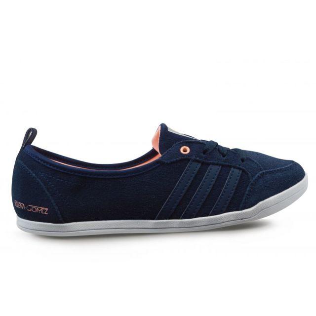 Adidas Neo - piona sg w bleu marine