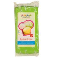 Funcakes - Pâte à sucre verte 1kg