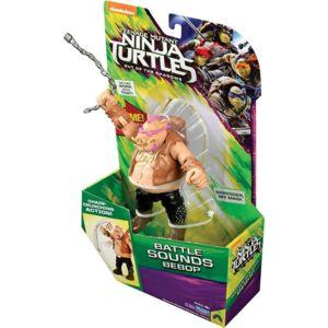 tortues ninja tortues turtles figurine ninja bebop avec son et a fonctions - Tortues Ninja Tortues Ninja