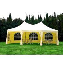 tente de jardin pas cher tente pour jardin pas cher construire une tonnelle de jardin with. Black Bedroom Furniture Sets. Home Design Ideas