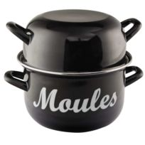 Provence Outillage - Marmite à moules Ø 18 cm