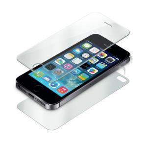 Cabling - Film Protecteur d'écran pour Iphone 4 / 4S Front + Back filtre protecteur en verre trempé - vitre de protection Ultra Resistante pour smartphone Apple iphone 4, iphone 4s