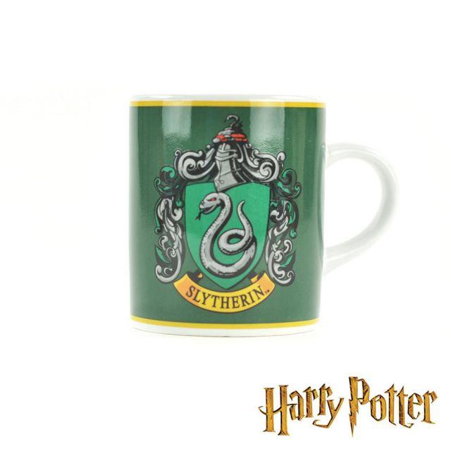 Kas Design Tasse à Expresso Harry Potter Serpentard