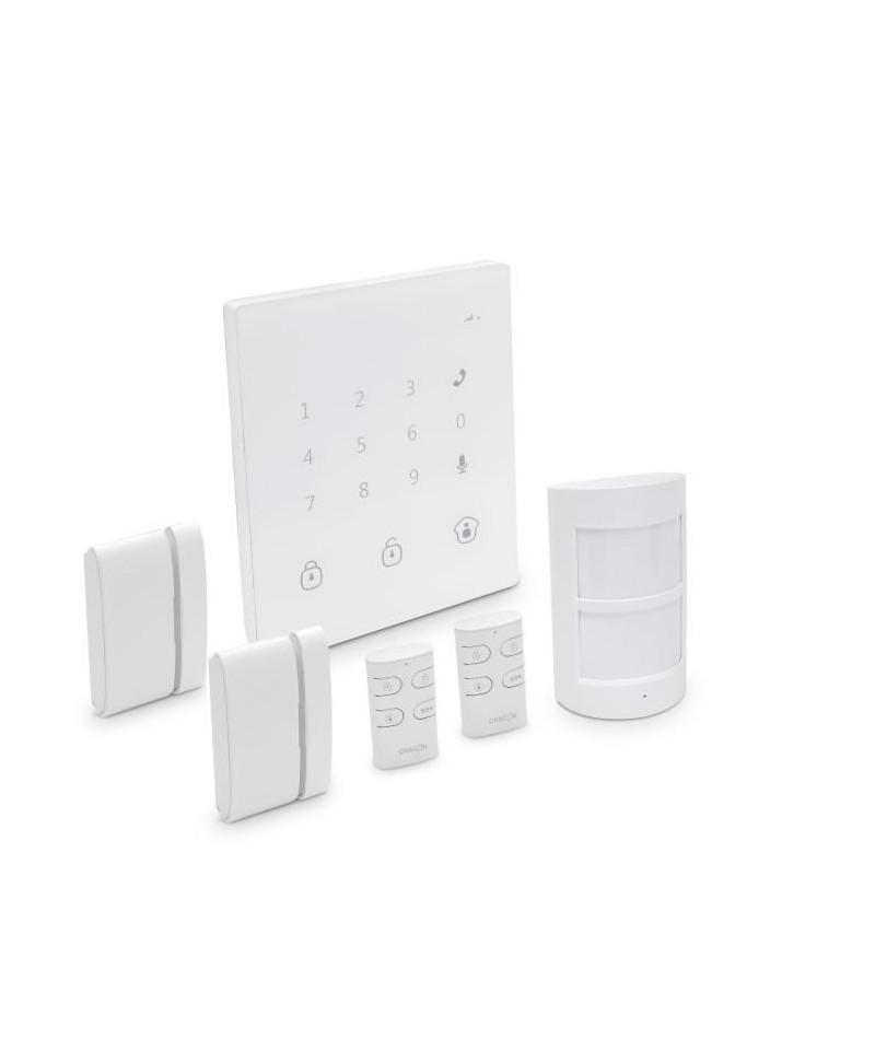 CHACON CHACON Alarme maison sans fil GSM / SMS tactile compatible animaux