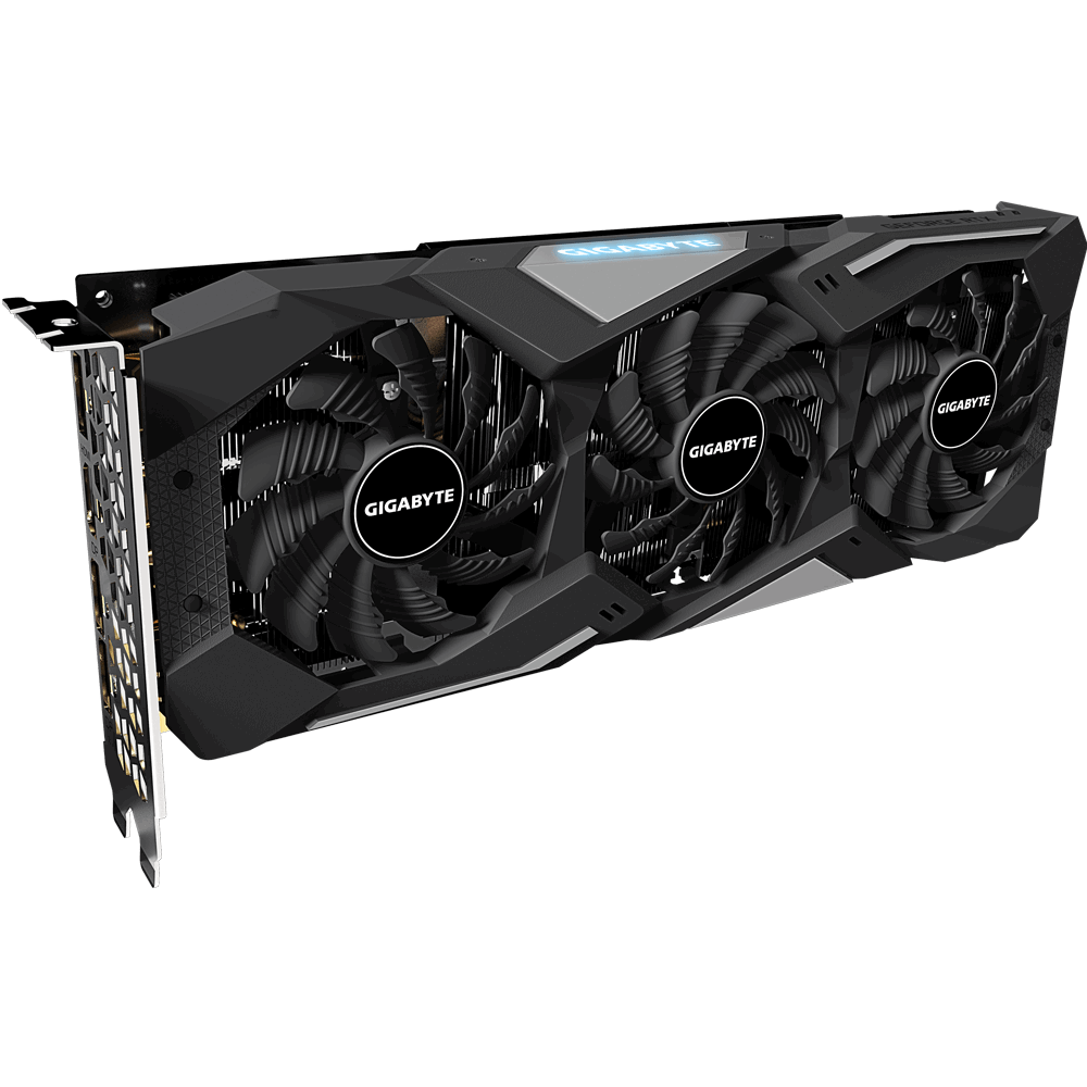 Carte graphique GeForce RTX 2060 Super Windforce OC Gaming 3X 8 Go Gigabyte