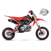 Gunshot - Moto Pit Bike 150 Fx - Édition Monster - Rouge - 2017