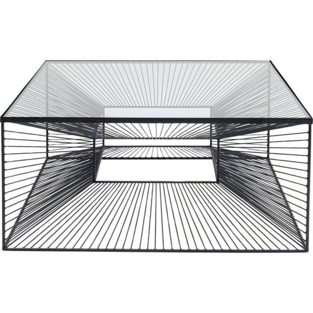 Karedesign Table basse Dimension 80x80cm Kare Design