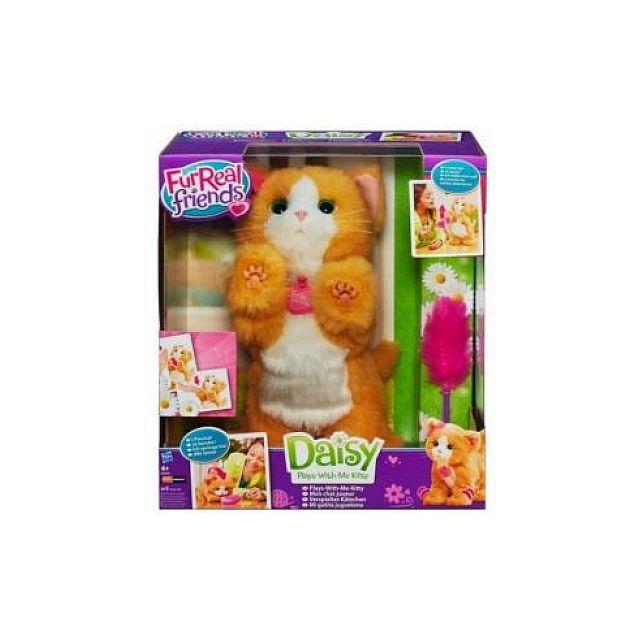 Hasbro - FurReal Daisy Mon chat Joueur