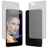 Cabling - Protecteur d'écran recto verso pour Apple iPhone 5, iphone 5s en verre trempé - 0,3mm / 9H / 2.5D - Film Vitre Protection Front Back