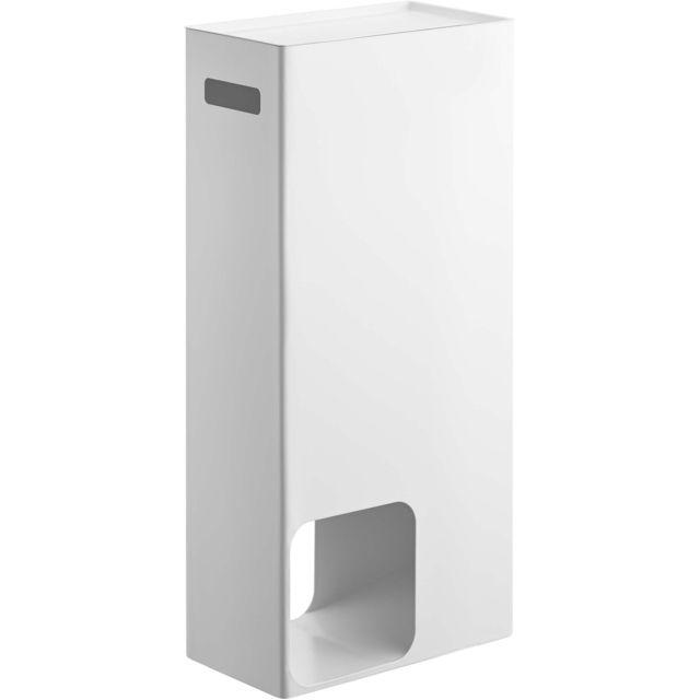 YAMAZAKI Tour de rangement papier toilette