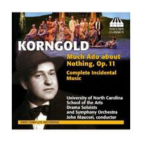 Toccata Classics - Much Ado About Nothing Op 11