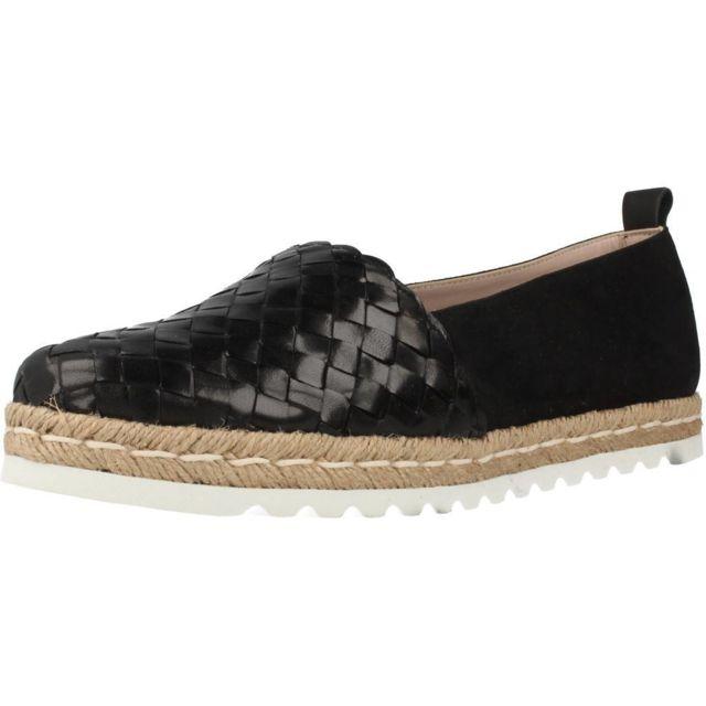 Kess Mocassins et chaussures bateau femme 16040 , Noir
