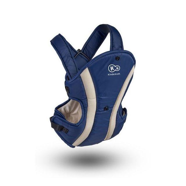 Kinderkraft - Porte-bébé 0-9 kg Comfort   Bleu foncé - pas cher ... 97d1026434d