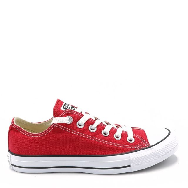 Chaussures Converse All Star Rouge Rouge Achat Vente