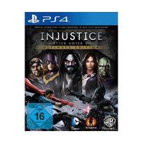 Warner Bros - Injustice : Götter unter uns - Ultimate Edition import allemand